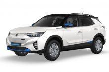 SsangYong Korando e-Motion: el SUV coreano se viste de eléctrico