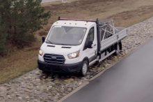 Así son los duros test a los que se ha tenido que enfrentar la nueva Ford e-Transit