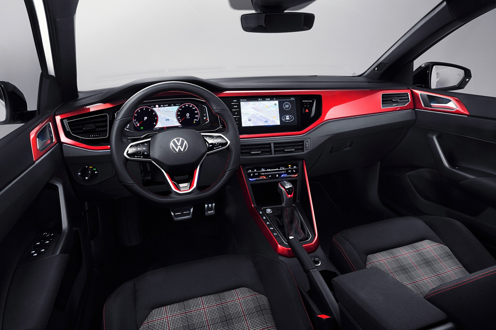 Volkswagen Polo Gti 2022 (10)