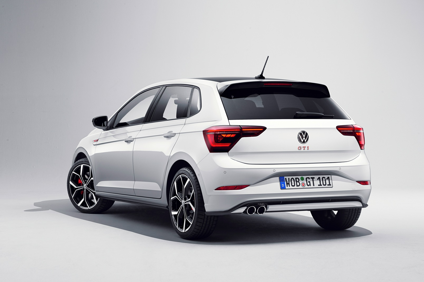 Volkswagen Polo Gti 2022 (8)