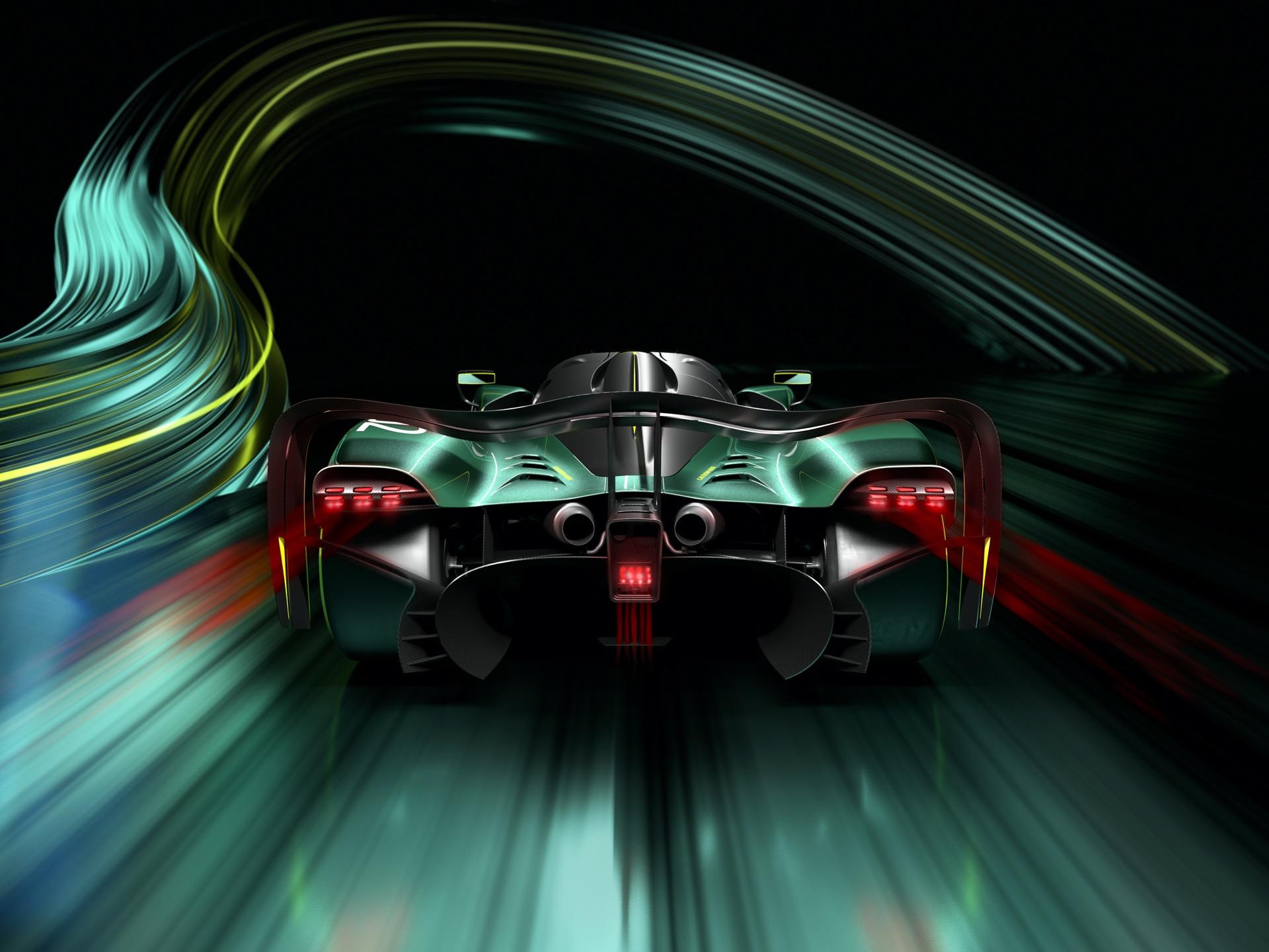 Aston Martin Valkyrie Amr 5
