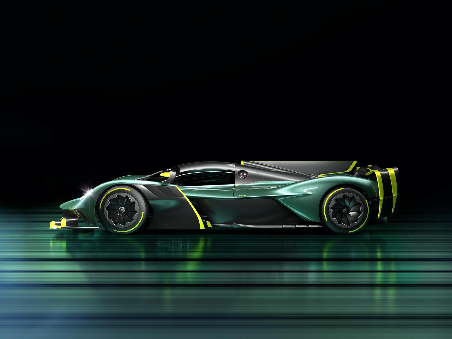 Aston Martin Valkyrie Amr 8
