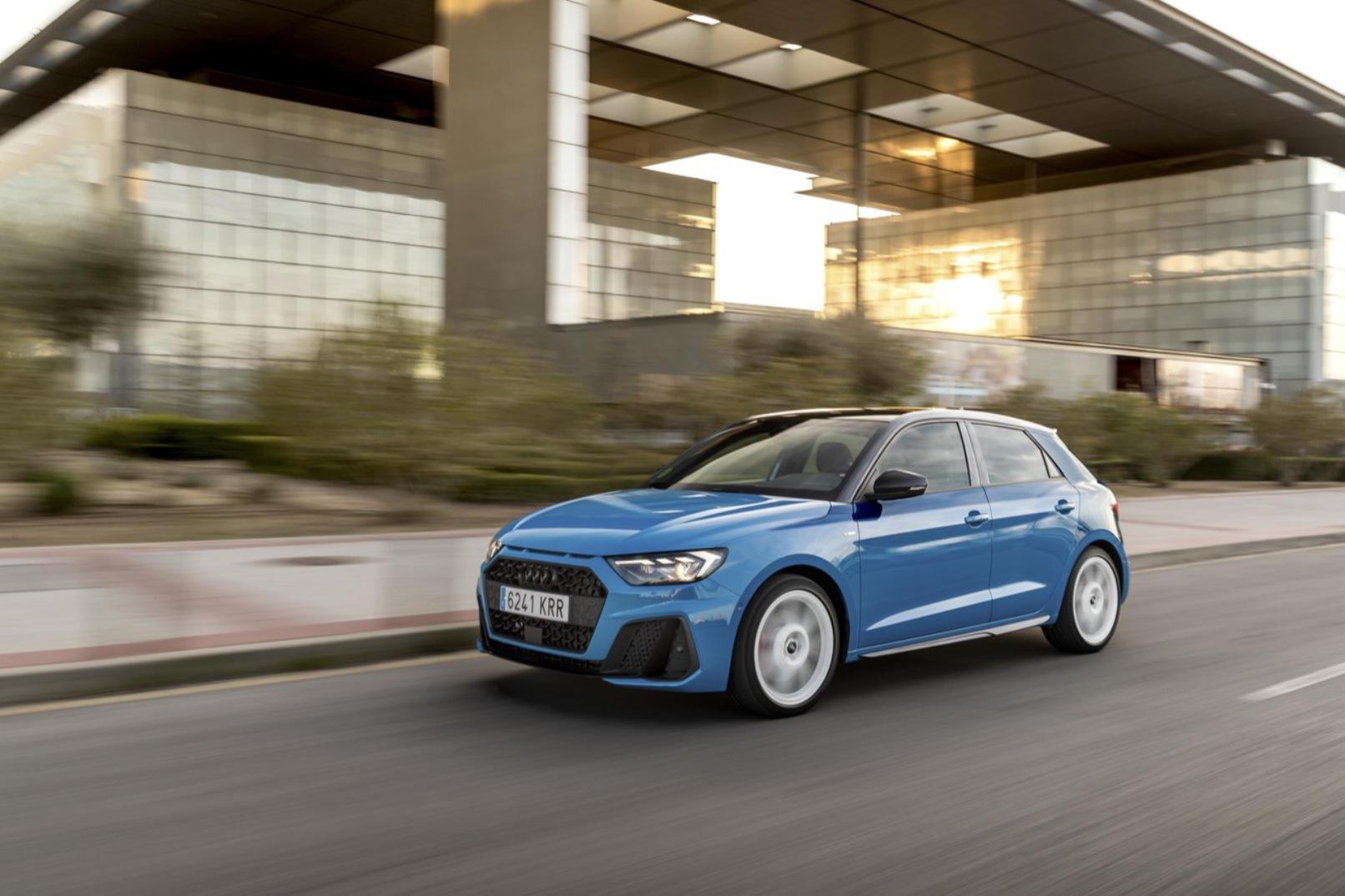 Audi A1 Sportback 10