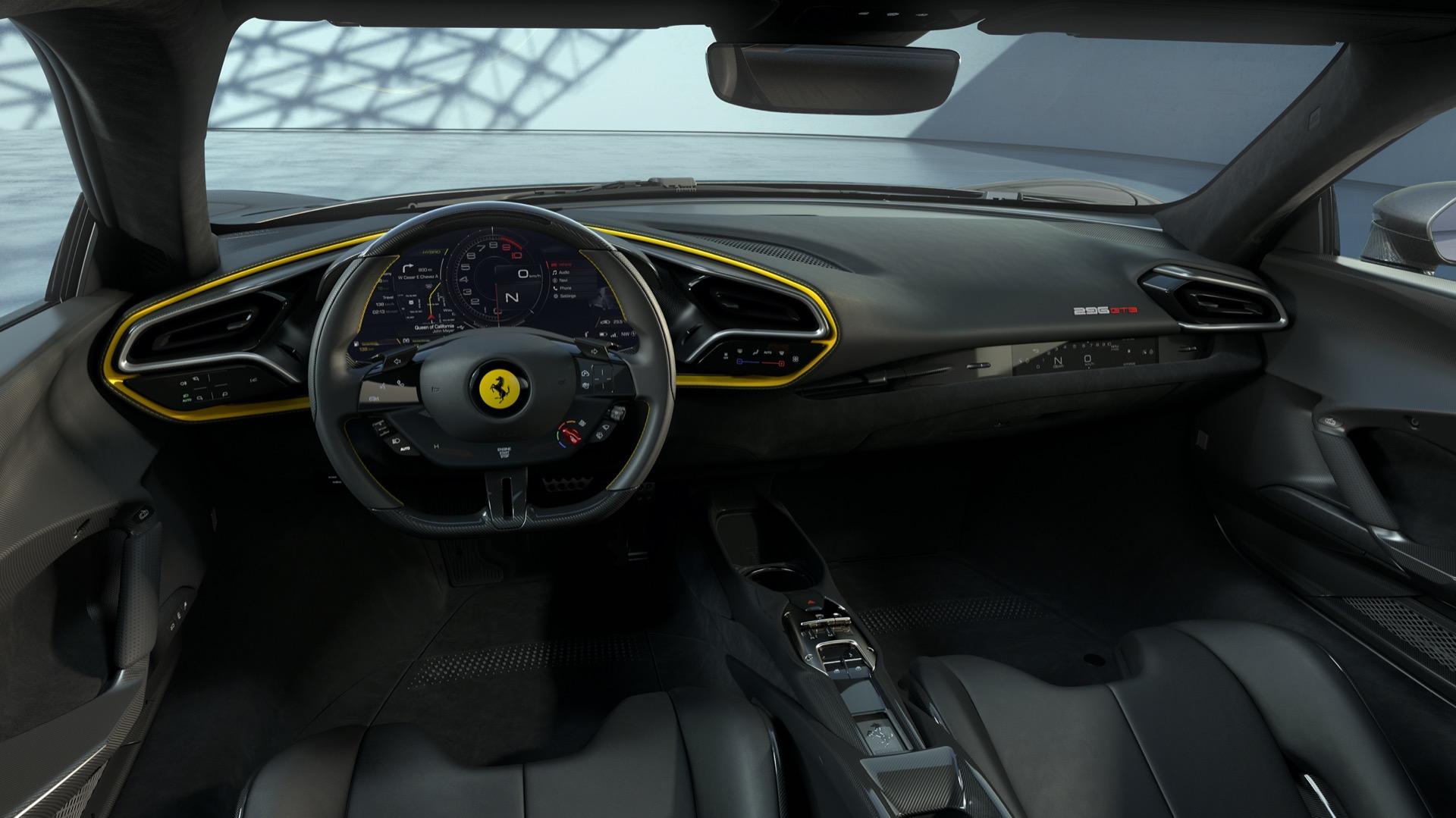 Ferrari 296 Gtb 14