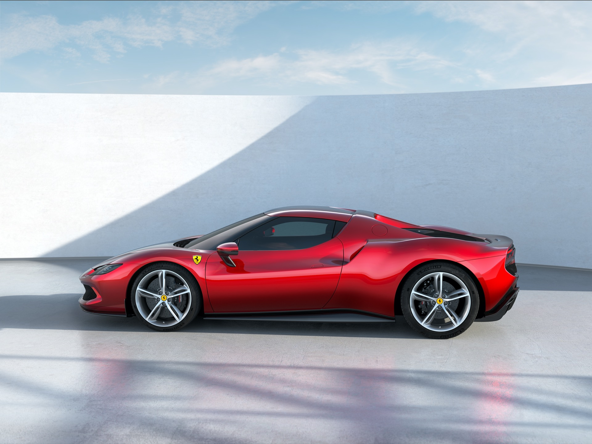 Ferrari 296 Gtb 16