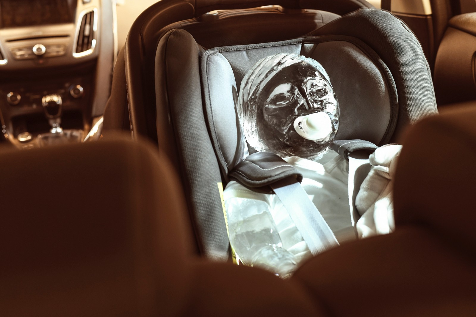 Ford Tech Helps Prevent Children Being Left In Hot Cars – Vide