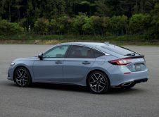 2022 Honda Civic Hatchback Japan Market Model