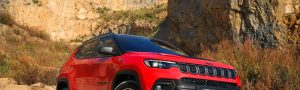 Prueba Jeep Compass 4xe, electrificado, tecnológico y europeo