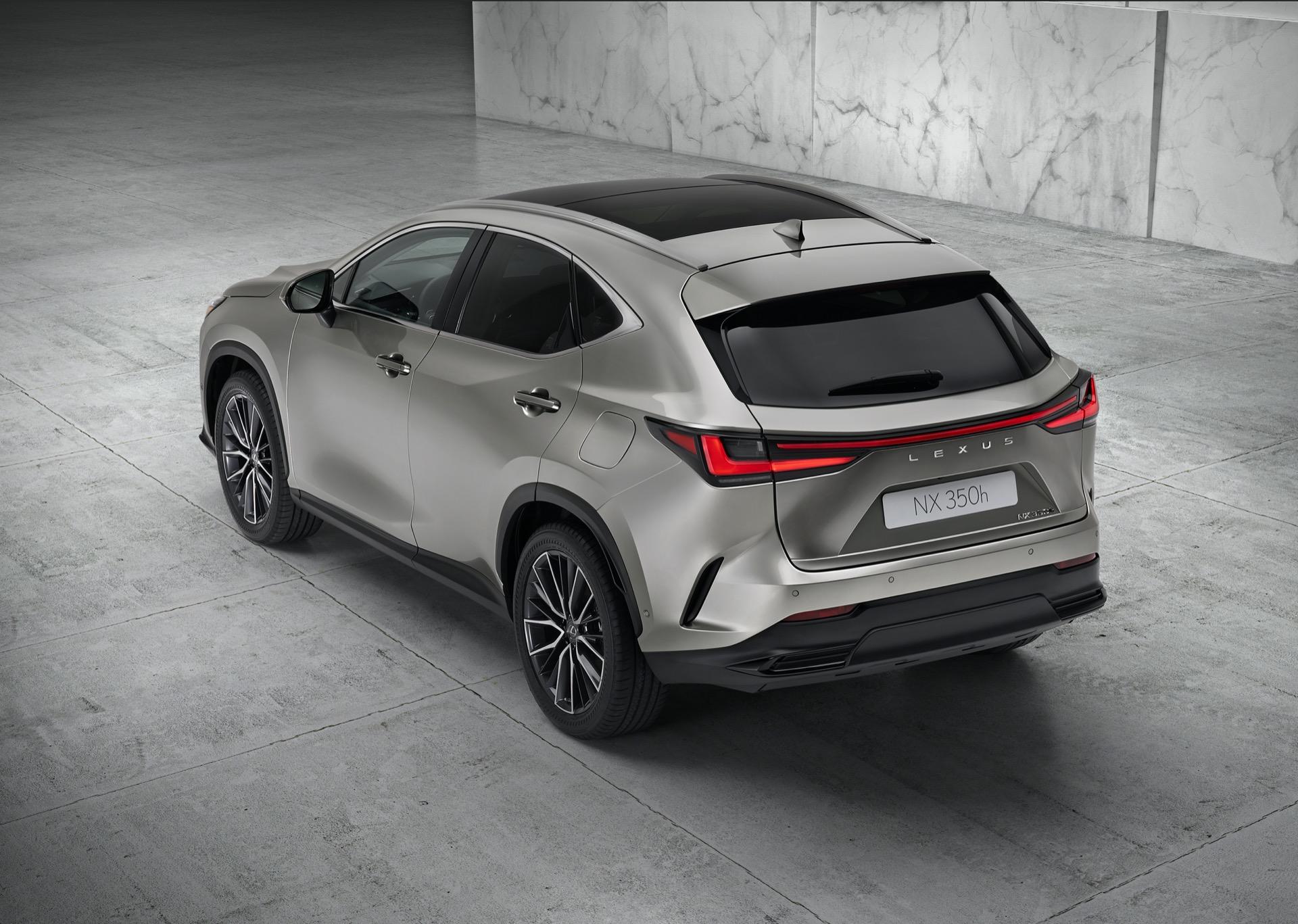 Lexus Nx 2021 11