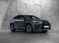 Lexus Nx 2021 2