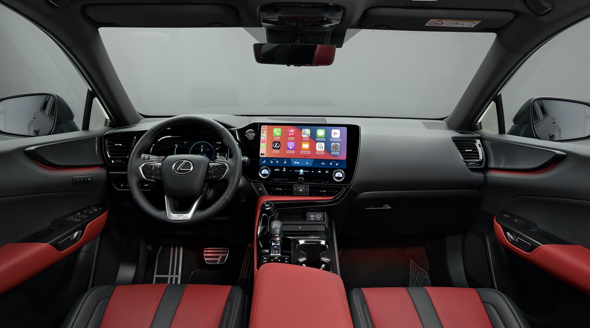 Lexus Nx 2021 20