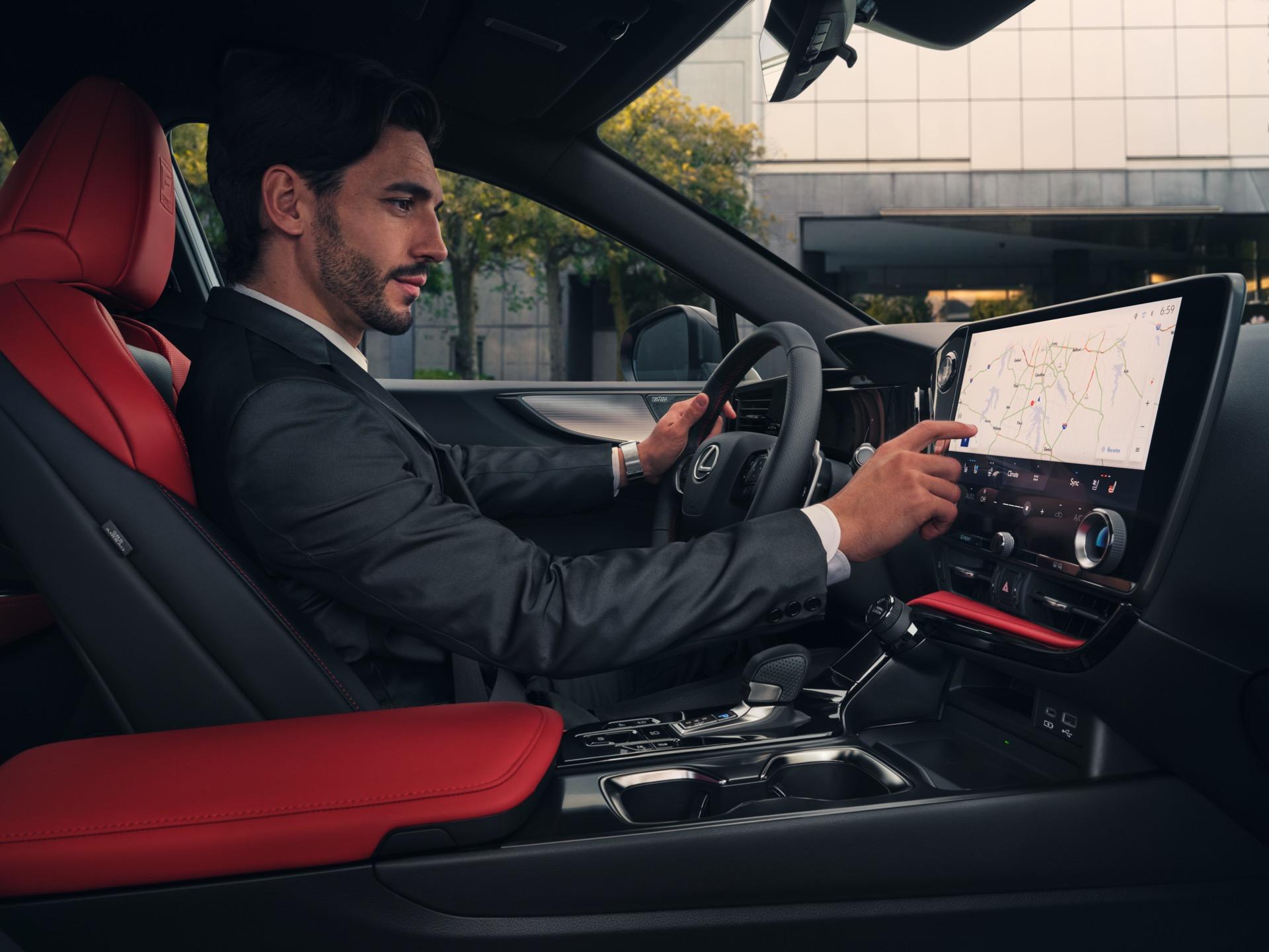 Lexus Nx 2021 26