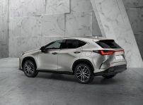 Lexus Nx 2021 3