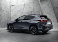 Lexus Nx 2021 4