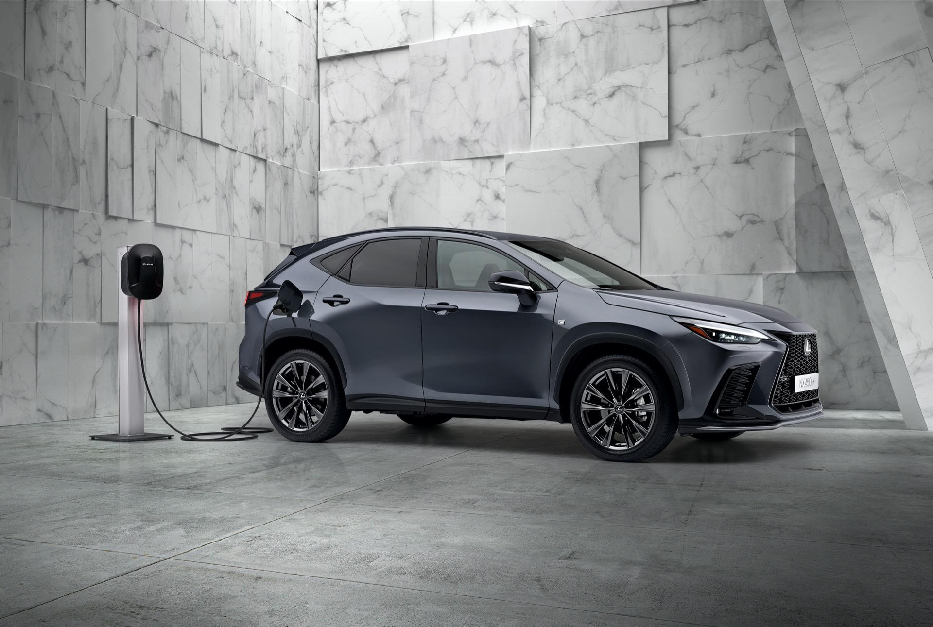 Lexus Nx 2021 5