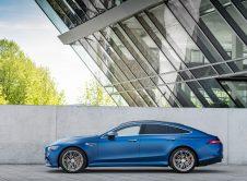 Das Neue Mercedes Amg Gt 4 Türer Coupé The New Amg Gt 4 Door Coupé