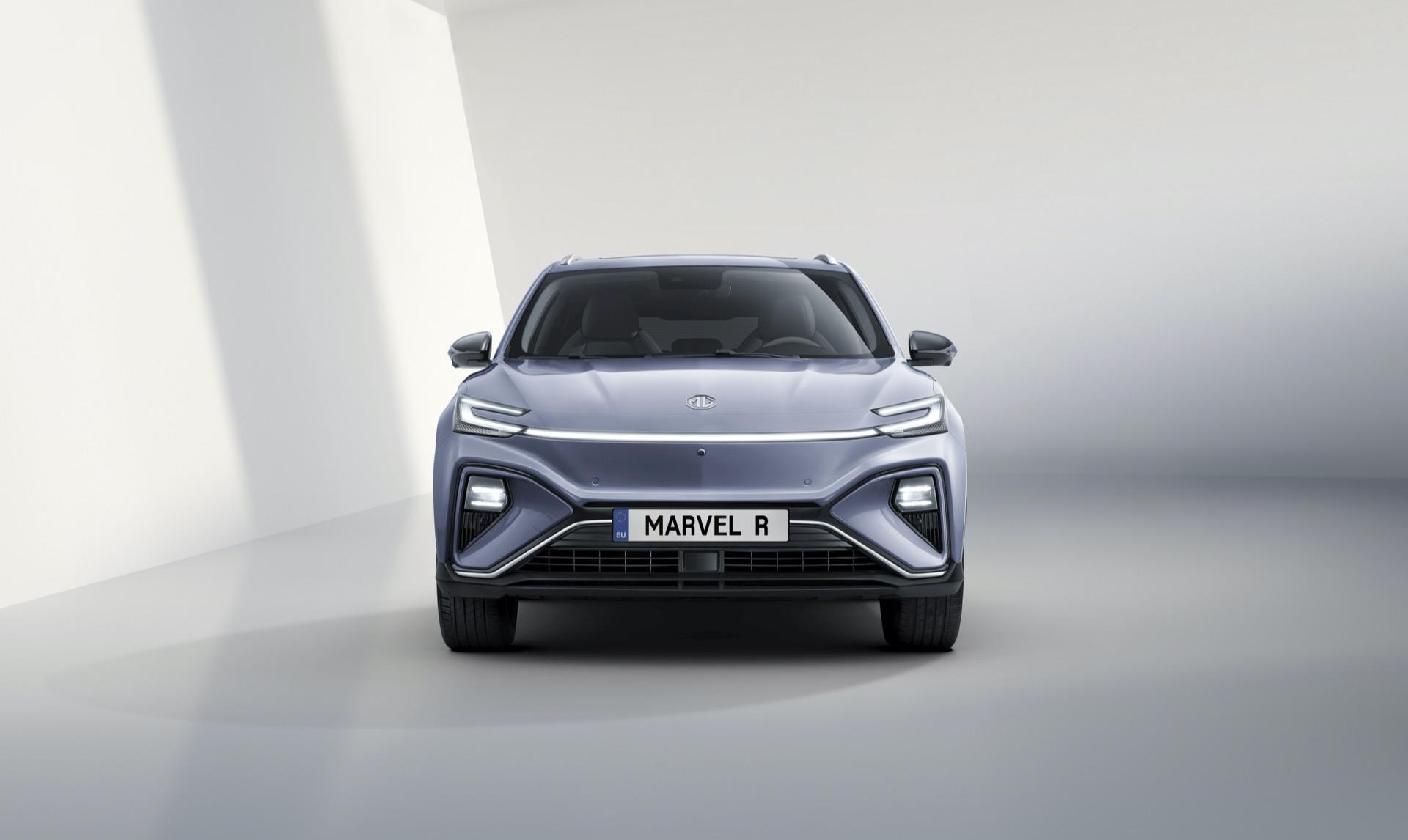 Mg Marvel R Electric 2