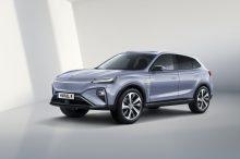 MG Marvel R Electric: un SUV eléctrico con hasta 400 km de autonomía desde 40.000 euros