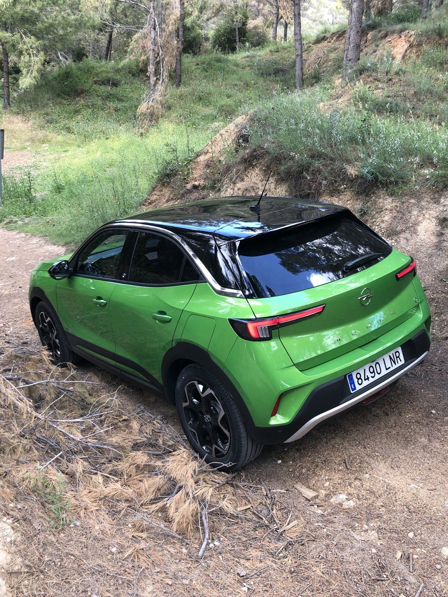 Opel Mokka E 6