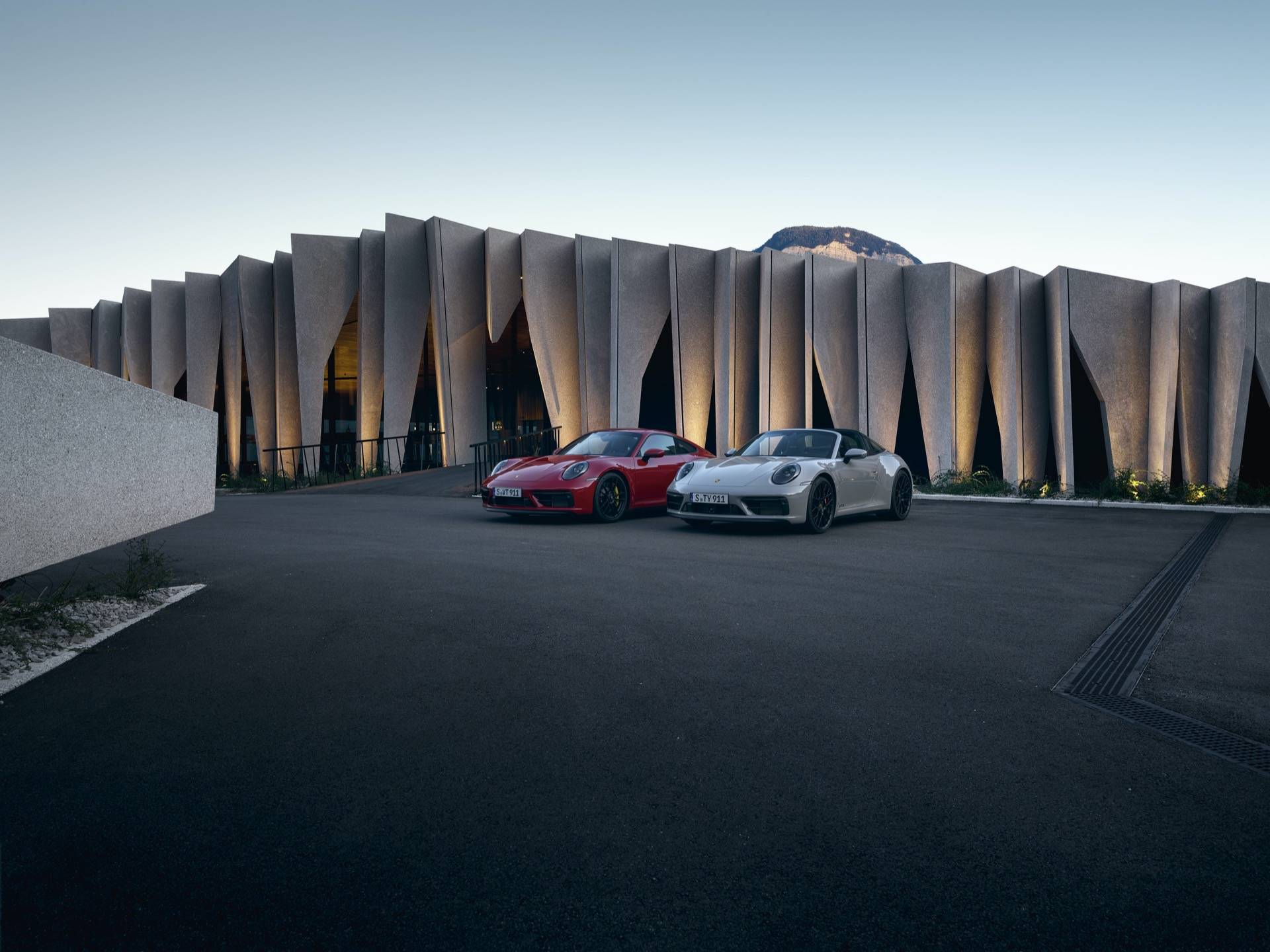 Porsche 911 Gts 7