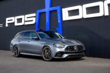 Mercedes-AMG 63 S: esta es la propuesta de Posaidon para el familiar más potente