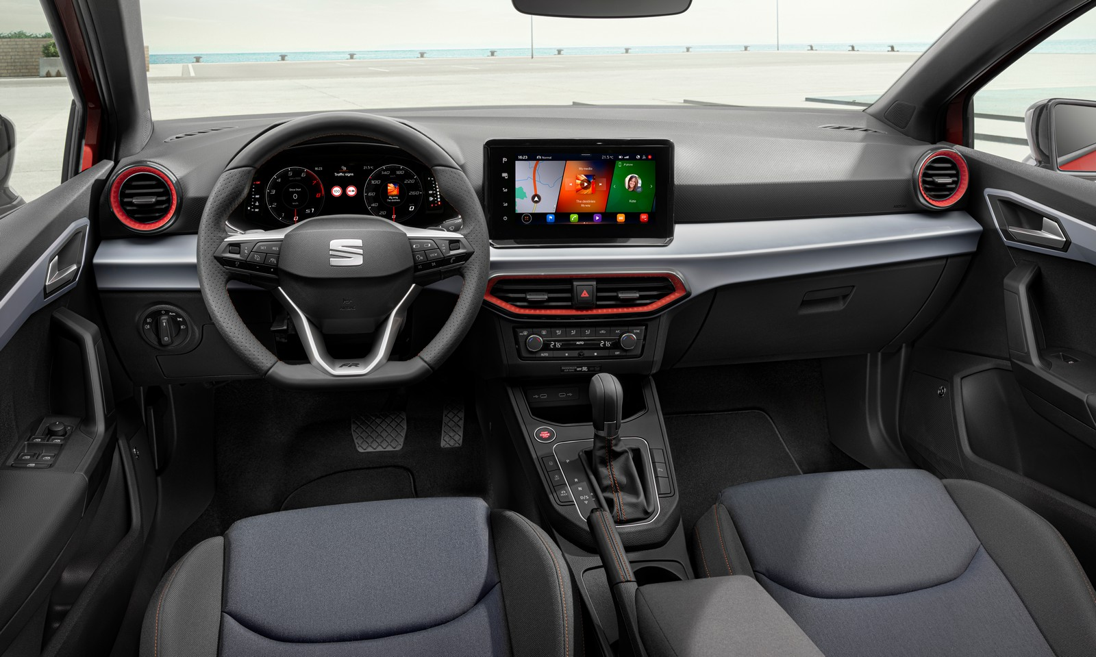Seat Ibiza Facelift 11