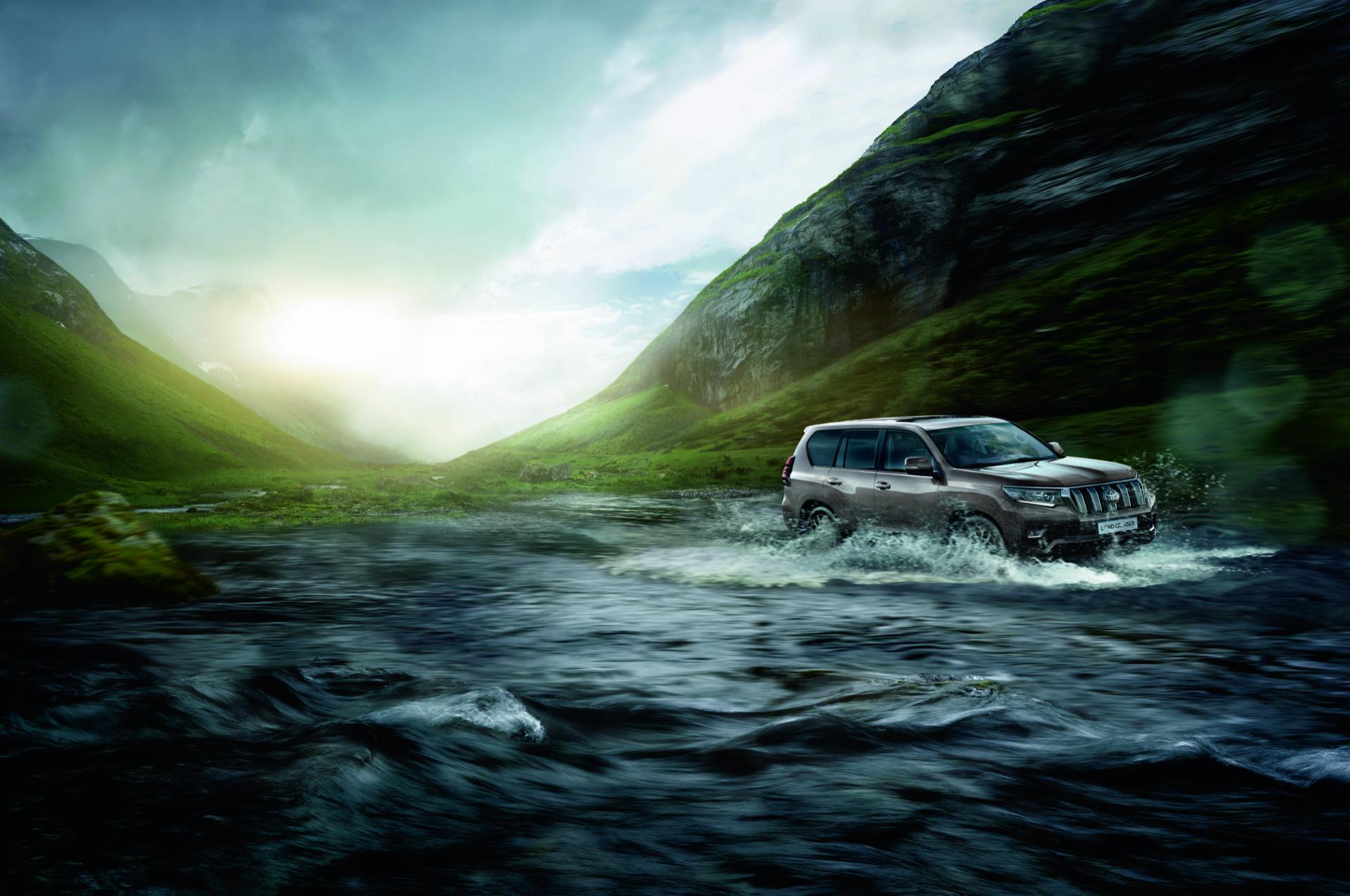 Toyota Land Cruiser 2021 9