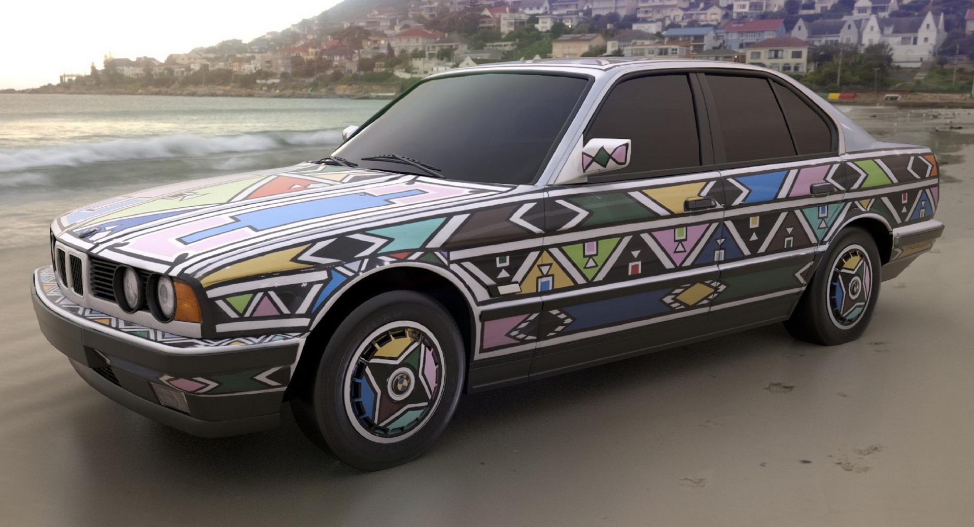 2021 Bmw Art Car Ar App 3