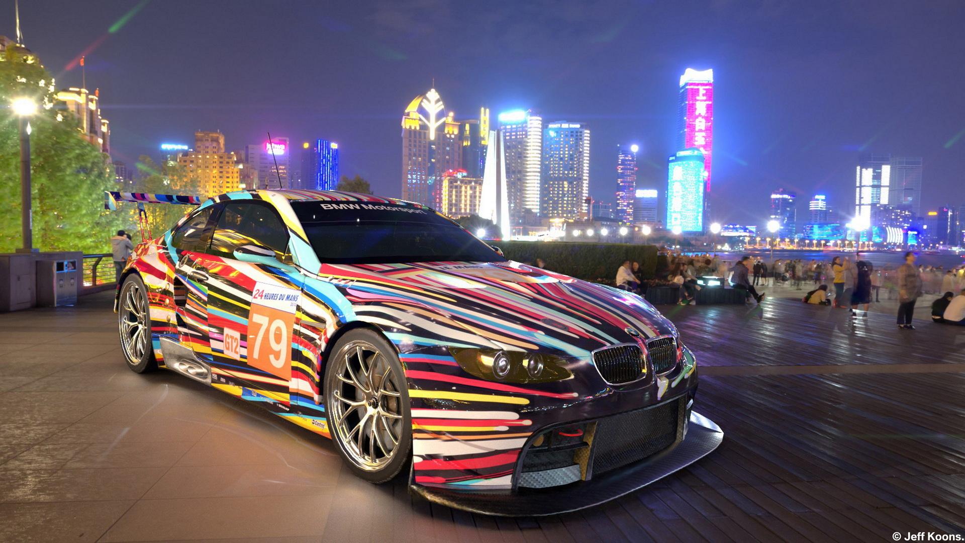 2021 Bmw Art Car Ar App 4