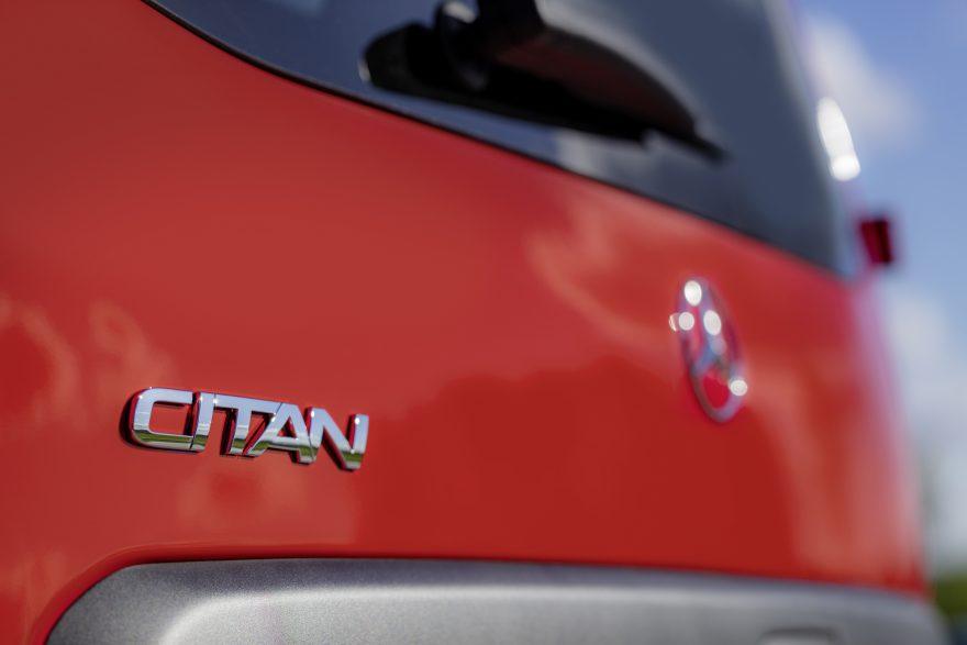 Teaser Mercedes-Benz Citan 2021