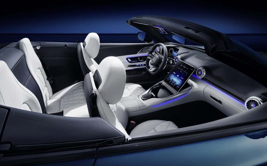 Interior Mercedes-AMG SL