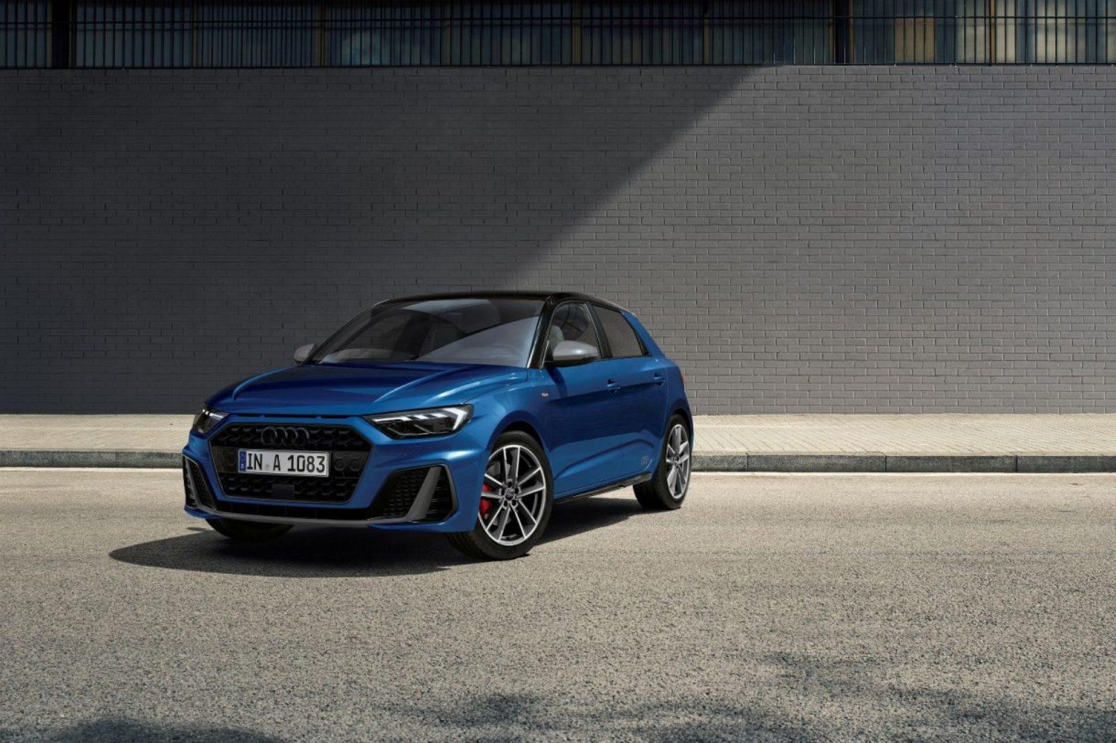 Audi A1 Sportback Competition 40 Tfsi (1)