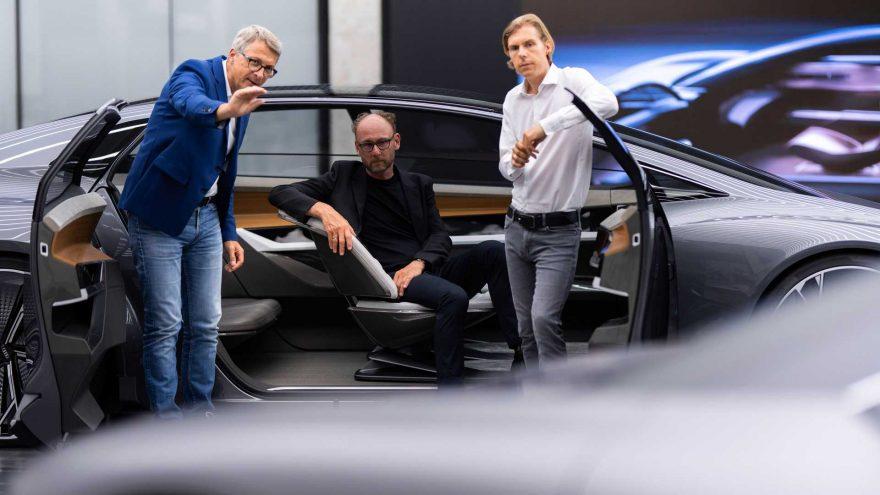 Audi Grand Sphere, primeros datos de la berlina de lujo que será una  realidad en 2024