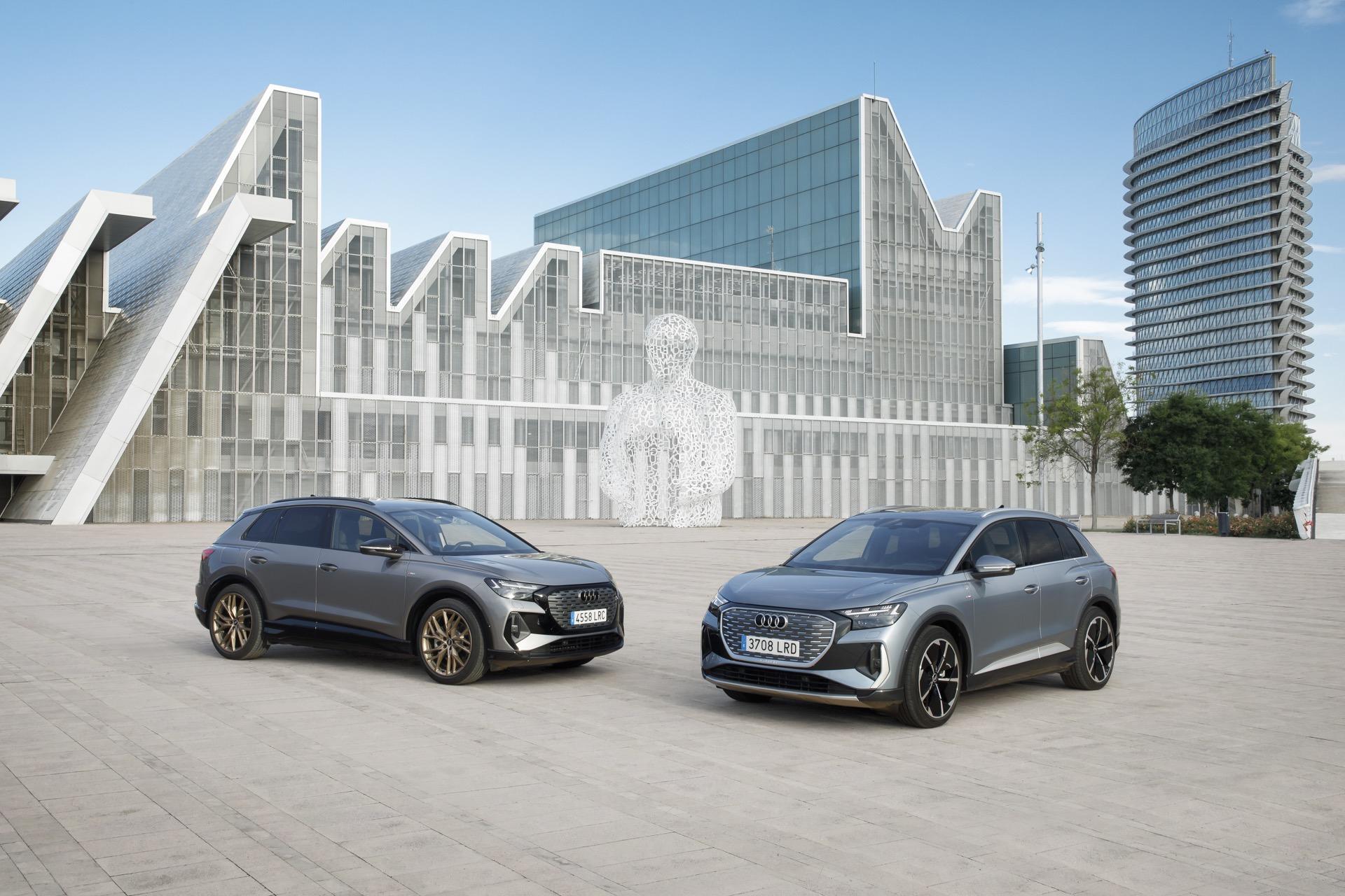 Audi Q4 Etron Gama 2