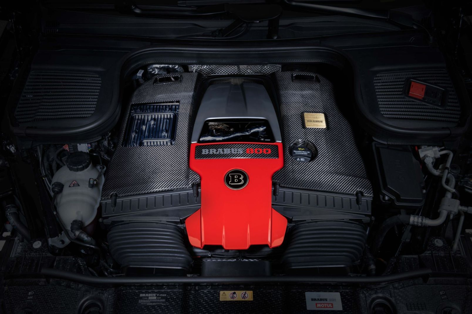 Brabus 800 Mercedes Amg Gle 63 S 4matic Coupe 22 (10)