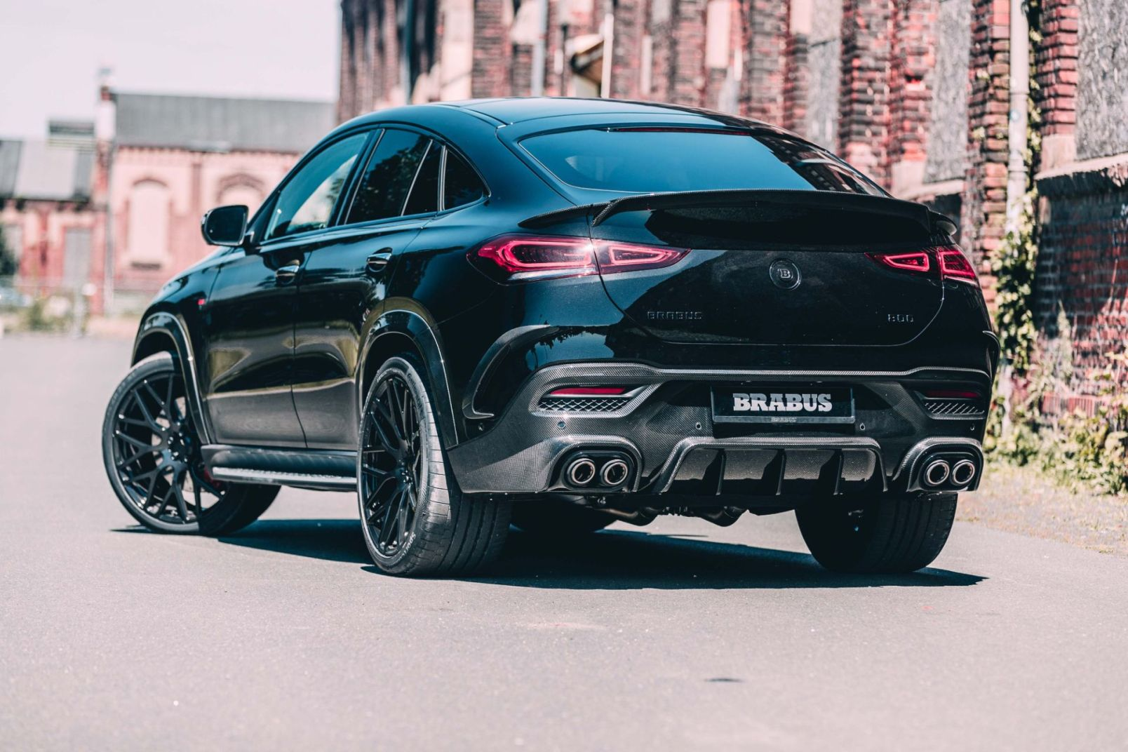 Brabus 800 Mercedes Amg Gle 63 S 4matic Coupe 22 (6)