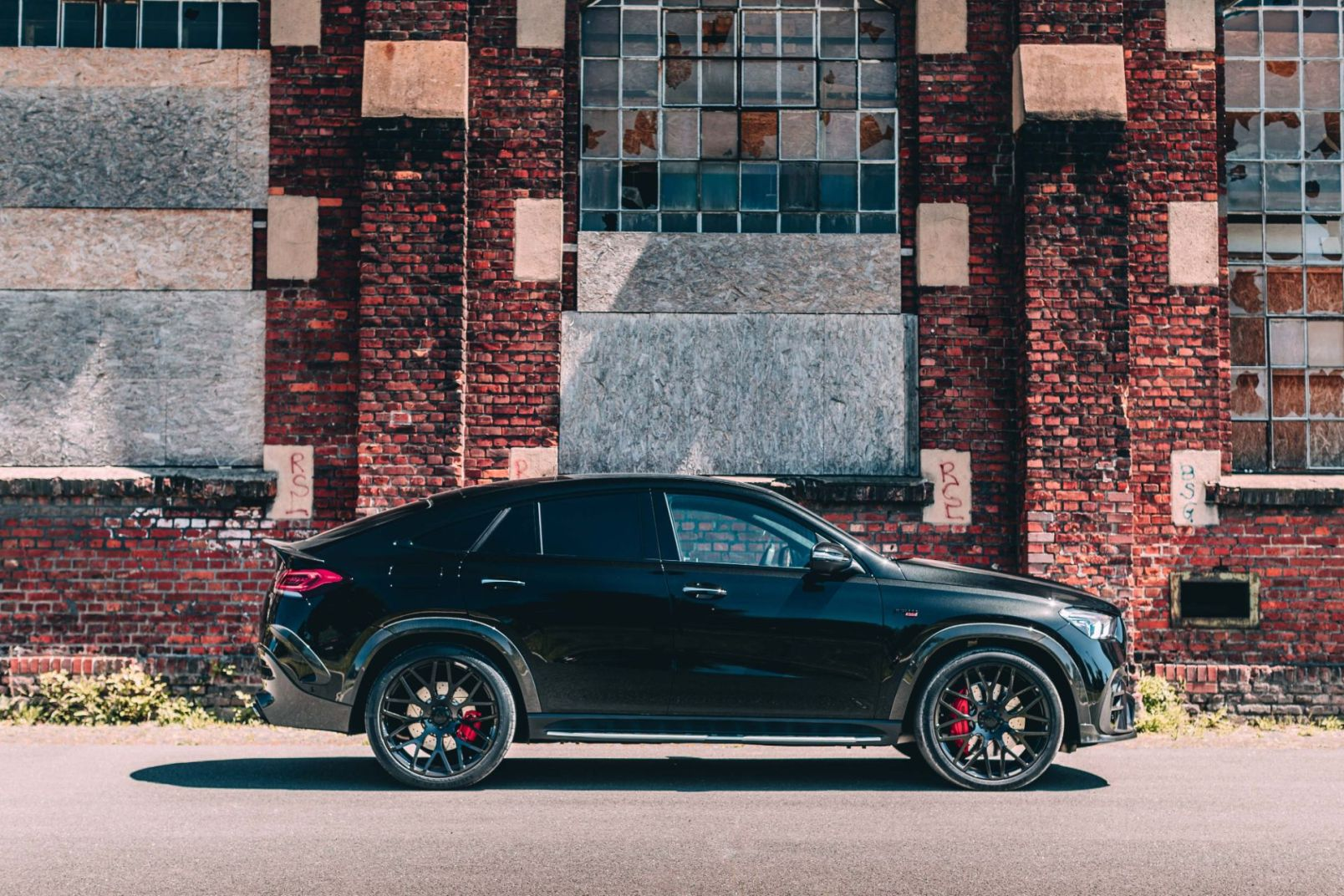 Brabus 800 Mercedes Amg Gle 63 S 4matic Coupe 22 (8)