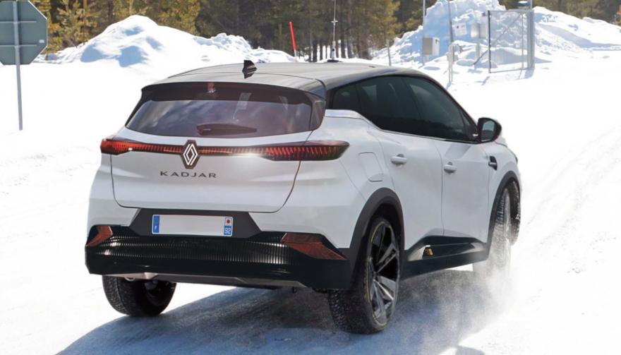 Renault Kadjar 2022