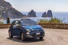 El Fiat 500C Yachting, un homenaje al mundo naútico de la marca italiana