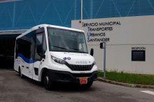 Santander estrena el autobús Iveco propulsado por Gas Natural