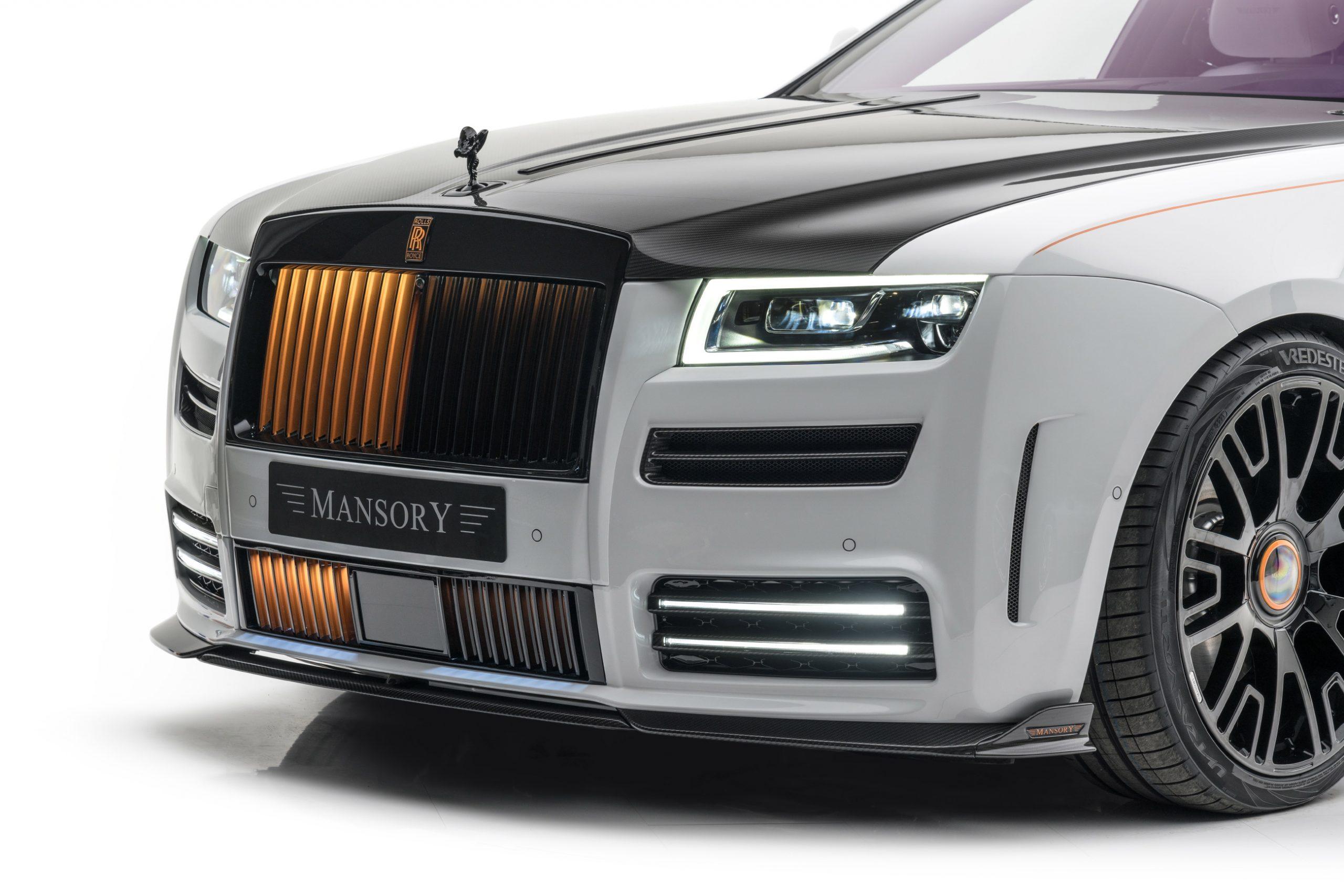 Mansory Rolls Royce Ghost My 2021 (9)
