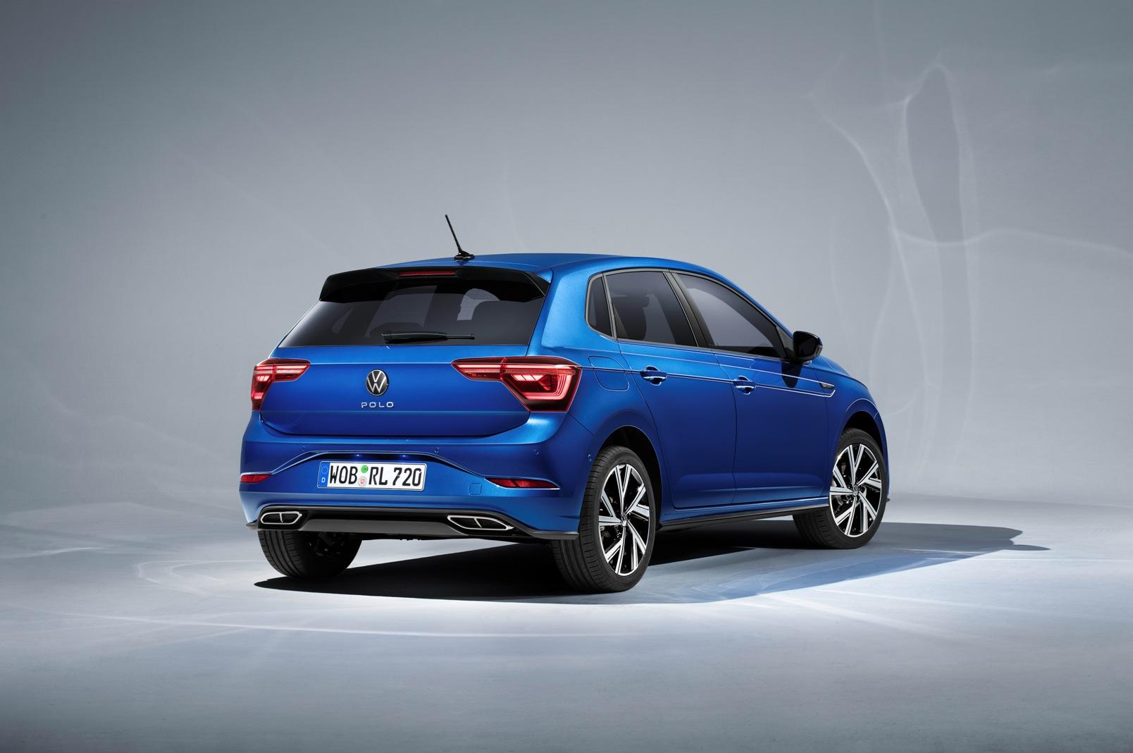 Volkswagen Polo 2022 (5)