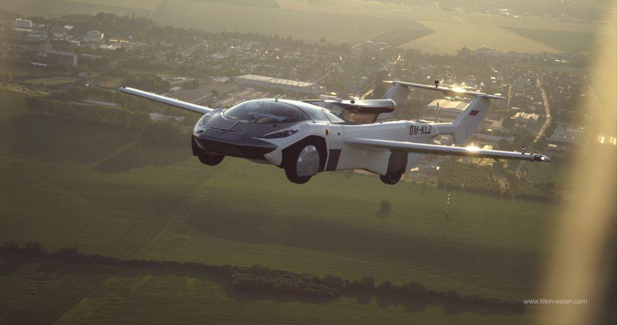 AirCar Prototype 1