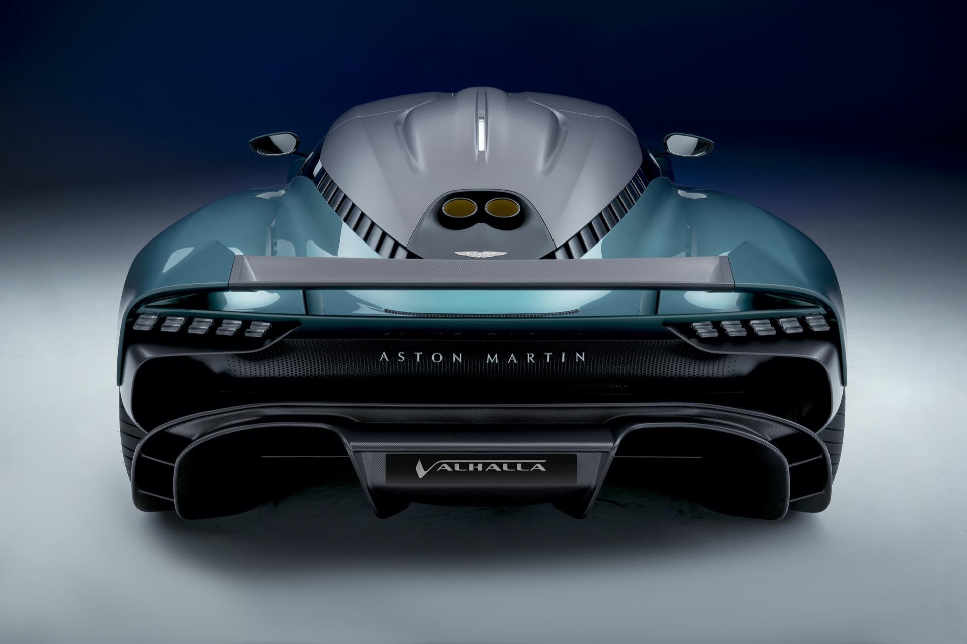 Aston Martin Valhalla 4