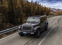 Jeep Wrangler Hibrido 1