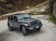 Jeep Wrangler Hibrido 12
