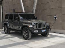Jeep Wrangler Hibrido 4