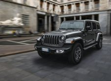 Jeep Wrangler Hibrido 5