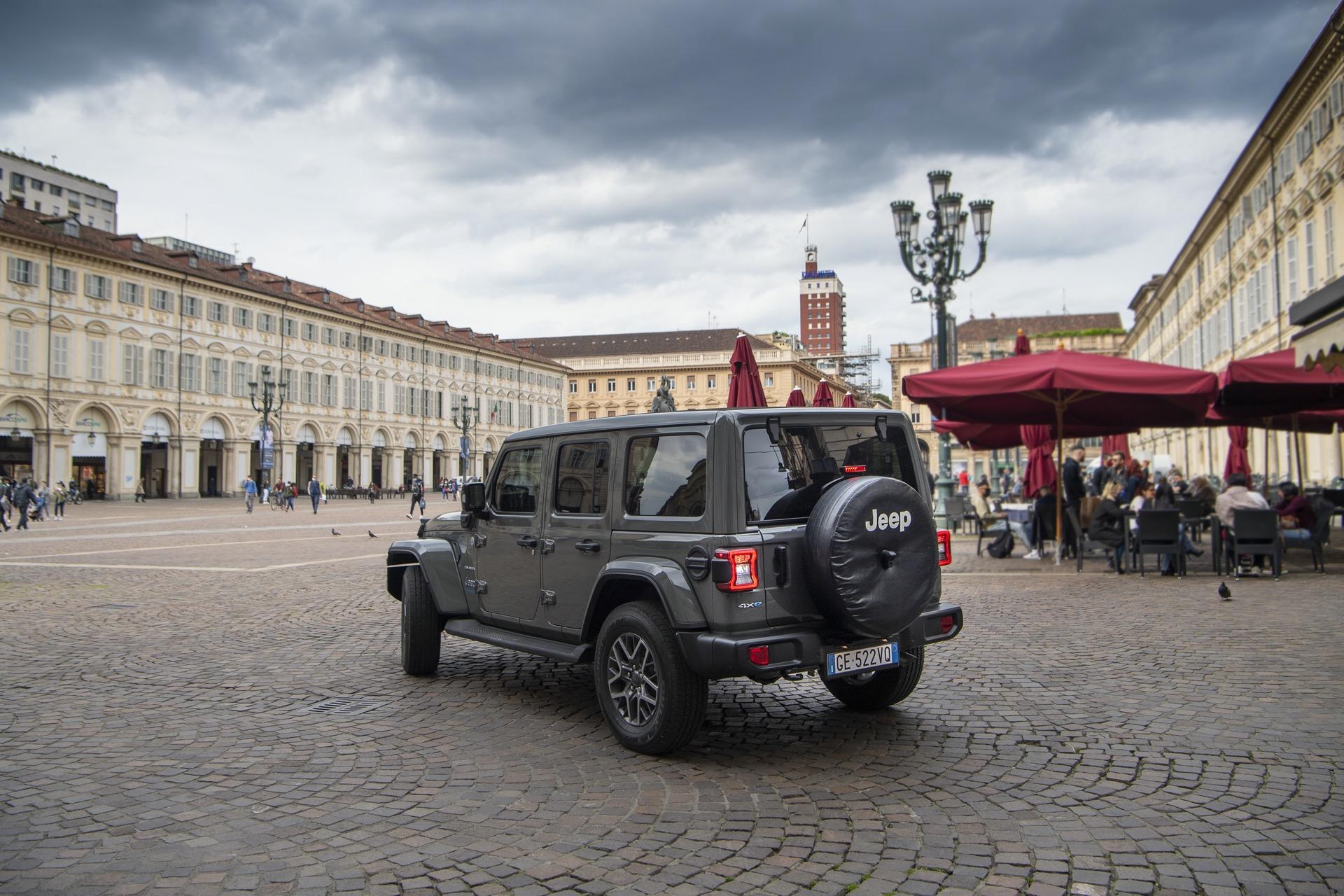 Jeep Wrangler Hibrido 6