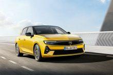 Nuevo Opel Astra 2022: por primera vez, disponible con motores híbridos
